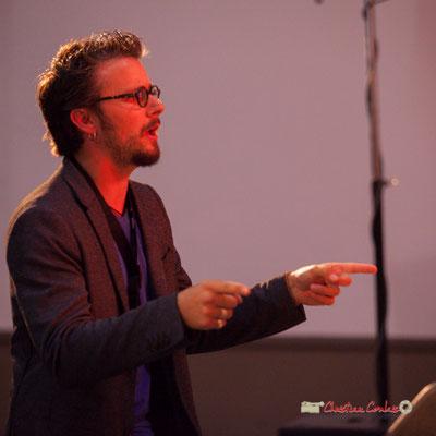 Vincent Foulon. Concerts des écoles de musique de la CDC des Portes de l'Entre-Deux-Mers. Festival JAZZ360 2019, Saint-Caprais-de-Bordeaux. 05/06/2019
