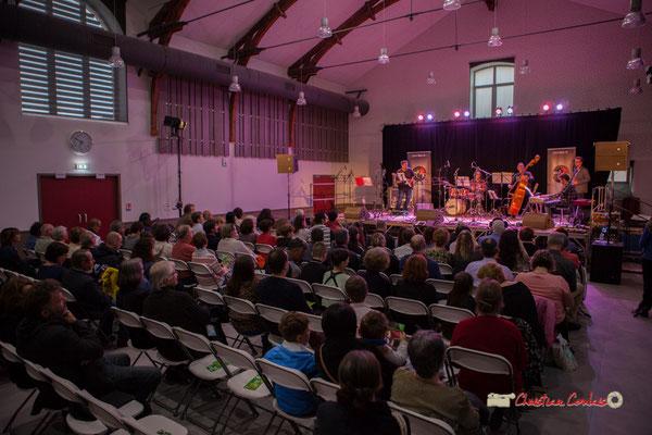 Dr Nietszche Quartet. Festival JAZZ360 2019, Salle Jean-Philippe Corjial, Saint-Caprais-de-Bordeaux. 05/06/2019