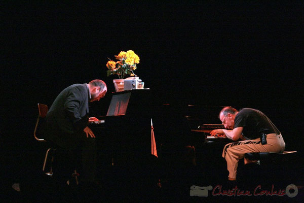 Alain Barrabès, Fred Lasniers, Voisins de piano, Cénac, Gironde