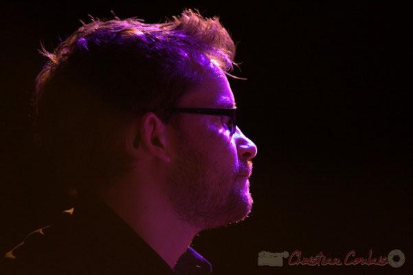 """Emile Parisien; Daniel Humair Quartet """"Sweet & Sour"""", Festival JAZZ360 2013, Cénac, 08/06/2013"""