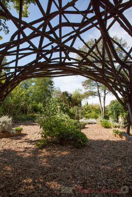 Jardin des enfants, Domaine de Chaumont-sur-Loire. Mercredi 26 août 2015. Photographie © Christian Coulais