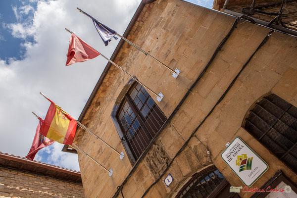 Hôtel de ville d'Ujué, Navarre / Ayuntamiento de Ujué, Navarra