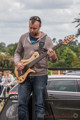Jonathan Edeline, Festival JAZZ360 2016, Cénac