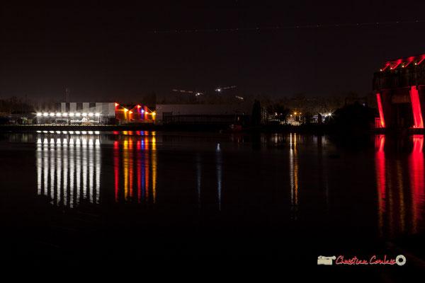 Bassins à flot, Bordeaux, Gironde. Mercredi 27 février 2019