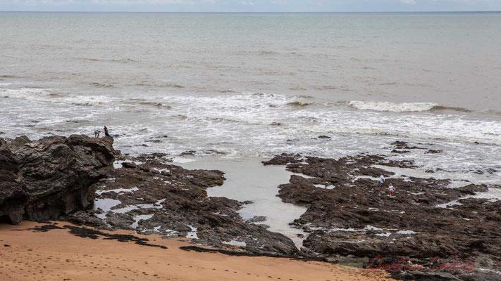 La Baillette, Corniche Vendéenne, Vendée, Pays de la Loire