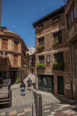 Quartier historique / Barrio histórico, Tudela, Navarra