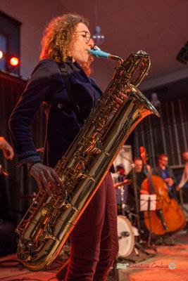 Marina Moureau; Docteur Nietzsche fait son grand huit, Festival JAZZ360 2019, Saint-Caprais-de-Bordeaux. 05/06/2019