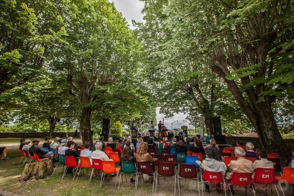 Festival JAZZ360 2016, Eric Séva Quartet à Camblanes-et-Meynac, 11/06/2016
