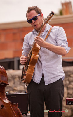 Nicolas Allard; Atelier Jazz du Conservatoire Jacques Thibaud, Festival JAZZ360 2019, Quinsac, 09/06/2019