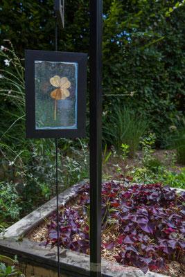 Porte-Bonheur; Claire Dugard, architecte, La Belle Affaire; Christelle David, architecte-paysagiste; France. Mercredi 26 août 2015. Photographie © Christian Coulais