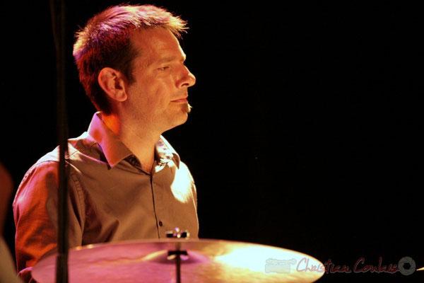 Didier Ottaviani; Fédération Française de Baryton (FFB), Festival JAZZ360, Cénac. 05/06/2011