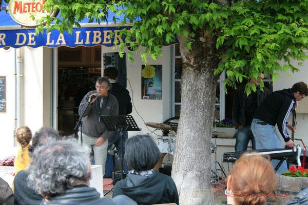 Richard Raducanu présente les Ateliers Jazz des Conservatoire d'Agen, Bordeaux, Mont-de-Marsan. Festival JAZZ360 2010, Cénac. 16/05/2010