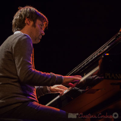 Paul Lay, Géraldine Laurent Quartet. Festival JAZZ360, Cénac, 11/06/2016