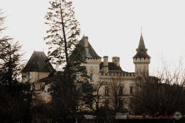 Château de Carignan, Carignan-de-Bordeaux