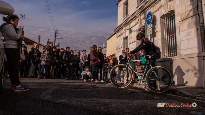 Collin Hill; Regards en biais, Cie La Hurlante, Hors Jeu / En Jeu, Mérignac. Samedi 24 novembre 2018