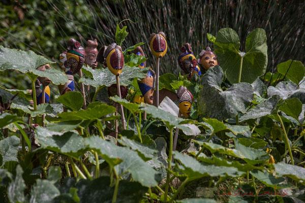 Cuisine africaine; Léon Kluge, paysagiste; Afrique du Sud / Nouvelle-Zélande. Mercredi 26 août 2015. Photographie © Christian Coulais