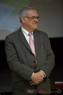 Jean-Marie Darmian, Vice-président du Conseil départemental; Honorariat des anciens Maires de Cénac, vendredi 3 avril 2015