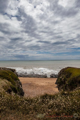 La Goutaille, Corniche vendéenne, Vendée, Pays de la Loire