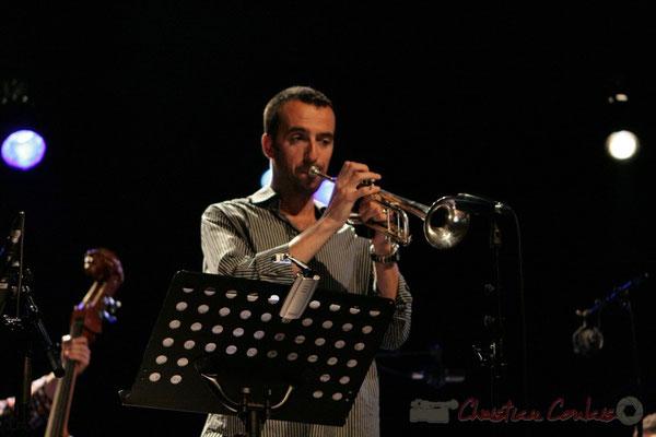 Sylvain Gontard; Roger Biwandu Quintet, Festival JAZZ360 2011, Cénac. 03/06/2011