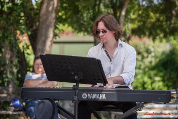Nicolas Lancia, Quintet On Lee Way, Festival JAZZ360, Quinsac, 11/06/2017
