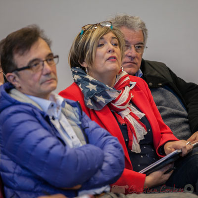 Lionel Faye, Catherine Veyssy, Pierre Gachet