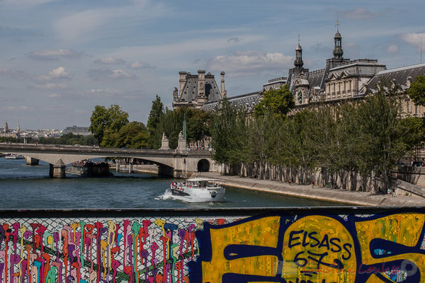 Le Ponts des Arts, Paris 7ème / 1er