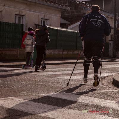Marion; Sébastien; Regards en biais, Cie La Hurlante, Hors Jeu / En Jeu, Mérignac. Samedi 24 novembre 2018