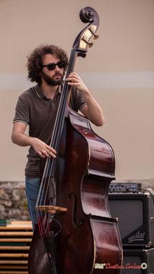 Louis Laville; Atelier jazz du conservatoire Jacques Thibaud. Festival JAZZ360, Quinsac. 10/06/2018