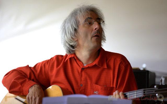 Festival JAZZ360 2013, Eric Dubosc; Serge Balsamo Quartet, Quinsac. 09/06/2013