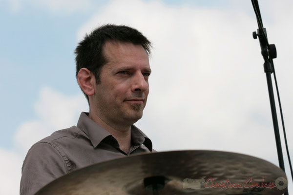 Philippe Bayle Trio; Didier Ottaviani. Festival JAZZ360 2011, Quinsac. 05/06/2011