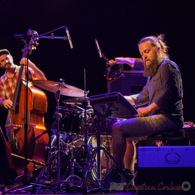 Philippe Leduc, William Côté, Misc. Festival JAZZ360 2016, Cénac, 11/06/2016