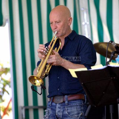 Festival JAZZ360 2014, Alain Duffort; Jazzméléon Trafic. Cénac, 07/06/2014