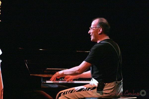 Fred Lasnier, Voisins de piano, Cénac, Gironde