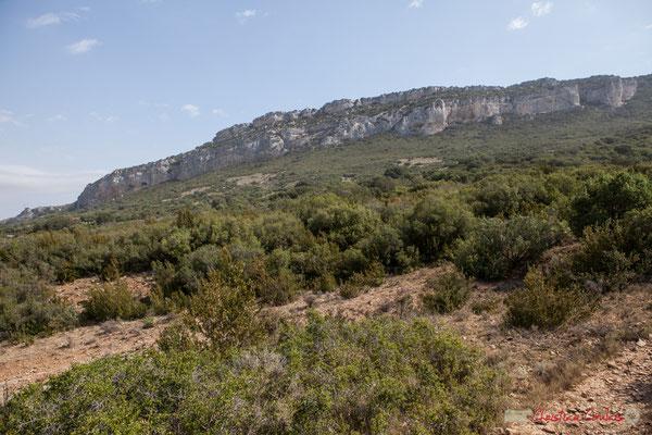 Acantilados de la piedra y San Adrian / Lumbier / Navarra