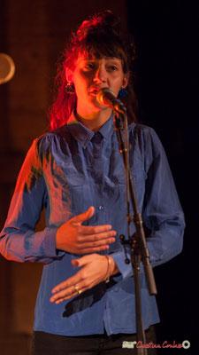 Caroline Turtaut; Laure Sanchez Quintet, JAZZ360 au Domaine de Sentout, Lignan-de-Bordeaux. 08/09/2018