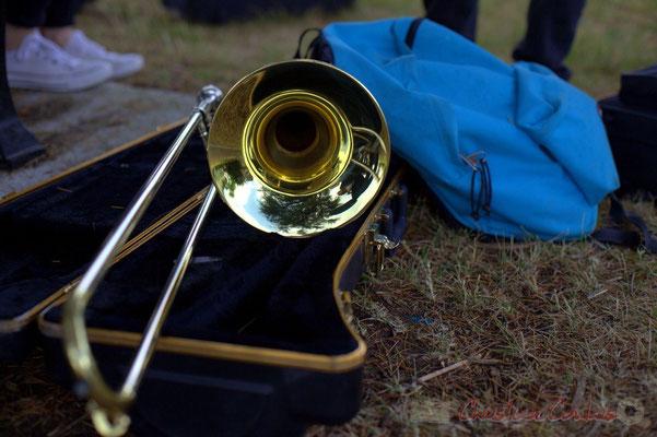 Festival JAZZ360, Big Band du Collège de Monségur, Cénac, 12/06/2015
