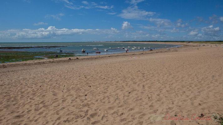 Sion-sur-l'Océan, Corniche vendéenne, Vendée, Pays de la Loire