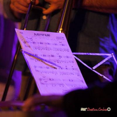 """""""Blues for Slobo"""" Concerts des écoles de musique de la CDC des Portes de l'Entre-Deux-Mers. Festival JAZZ360 2019, Saint-Caprais-de-Bordeaux. 05/06/2019"""