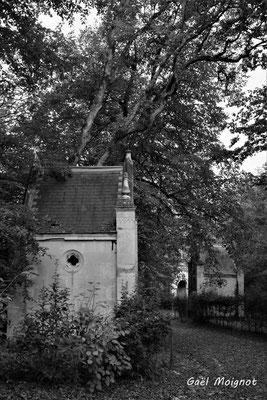 Station du chemin de croix, Verdelais. 28/09/2019. Photographie © Gaël Moignot