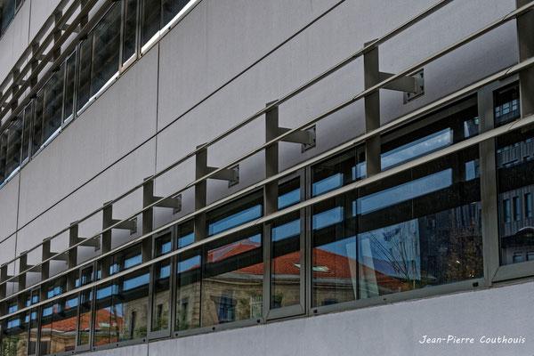 Architecture et perspectives par Jean-Pierre Couthouis. Bordeaux, jeudi 13 juin 2019