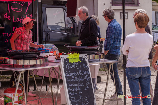 Repas et buvette sur place & vins locaux. The Protolites, Festival JAZZ360 2019, Quinsac. 09/06/2019