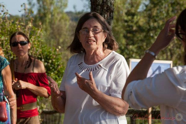 Marine Schenegg, Présidente de l'Association Label Nature, parle des 20 ans de lutte, d'appels en vain vers les politiques