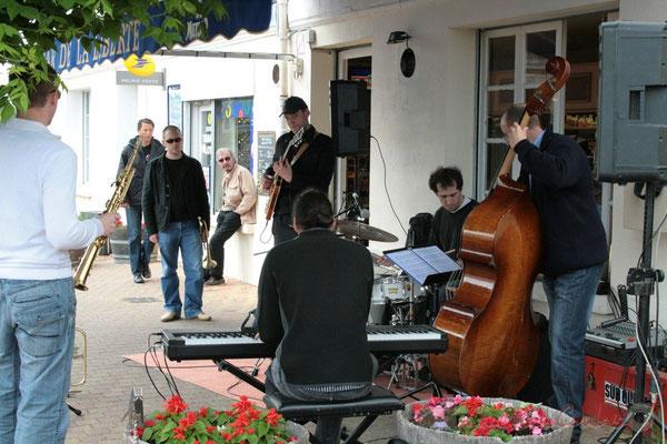 Ateliers Jazz des Conservatoire d'Agen, Bordeaux, Mont-de-Marsan. Festival JAZZ360 2010, Cénac. 16/05/2010
