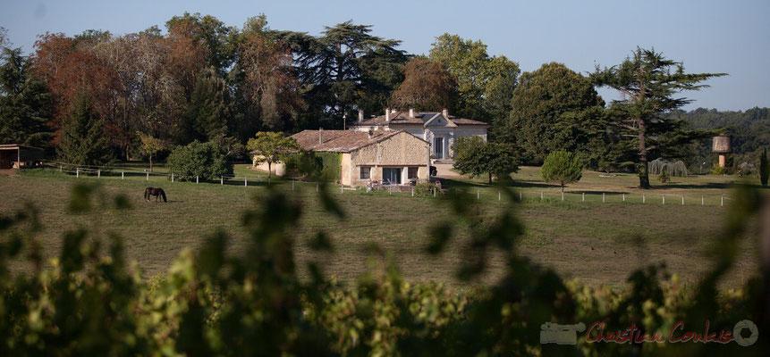 Château Languissant, Croignon