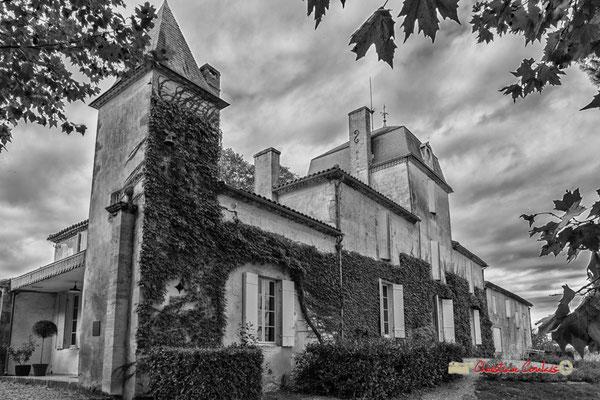 Domaine de Malagar. Centre François Mauriac, Saint-Maixant. 28/09/2019 Reproduction interdite - Tous droits réservés © Christian Coulais