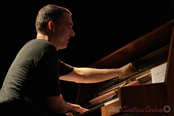 Jean-Yves Jung; Roger Biwandu Quintet, Festival JAZZ360, Cénac 03/06/2011