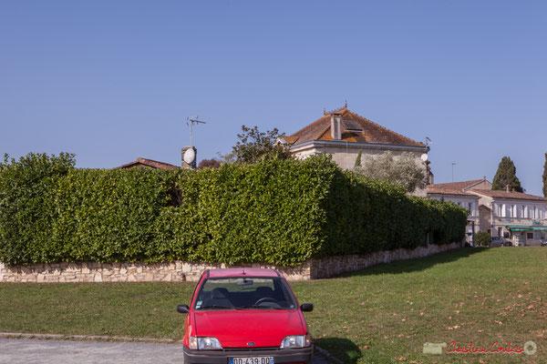 3 Avenue des côtes, Cénac, Gironde. 16/10/2017.