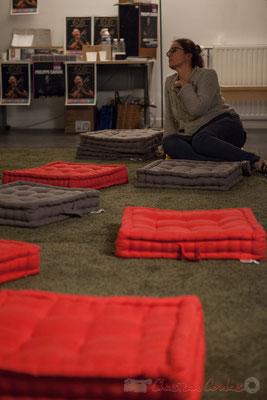 Pascale Martinez. Le Rocher de Palmer, 12/12/2015. Reproduction interdite - Tous droits réservés © Christian Coulais