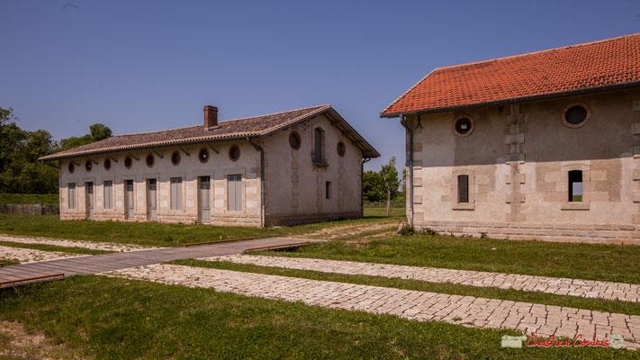 Village Sans-Pain, Île Nouvelle, Gironde. 06/05/2018
