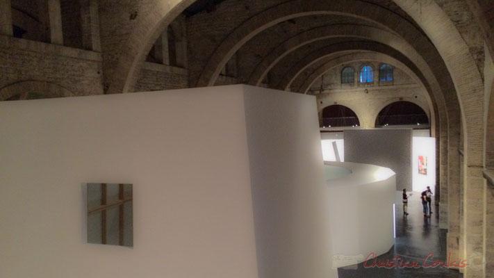 Rétrospective Alejandro Jodorowsky. La Tour, le Monde, le Pendu. Architecture d'Espace créée par Andreas Angelidakis. CAPC Bordeaux